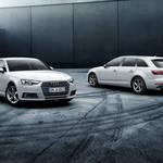 Audi(アウディ)が A4 / A4 Avantのモデル等を一部変更!