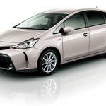 プリウスαのモデルチェンジをトヨタが発表!「Toyota Safety Sense P」を全車標準装備へ