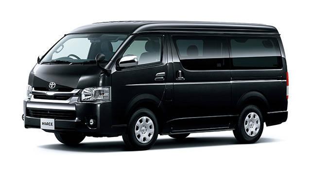 トヨタがハイエースとレジアスエースのマイナーチェンジを発表!「Toyota Safety Sense P」を標準装備へ