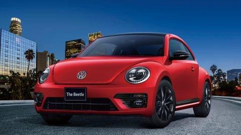 フォルクスワーゲン が限定車『The Beetle Black Style』 を発売!