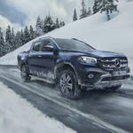 Mercedes X-Class Luxury Pickup Truckを発売開始。日本発売はあるか?