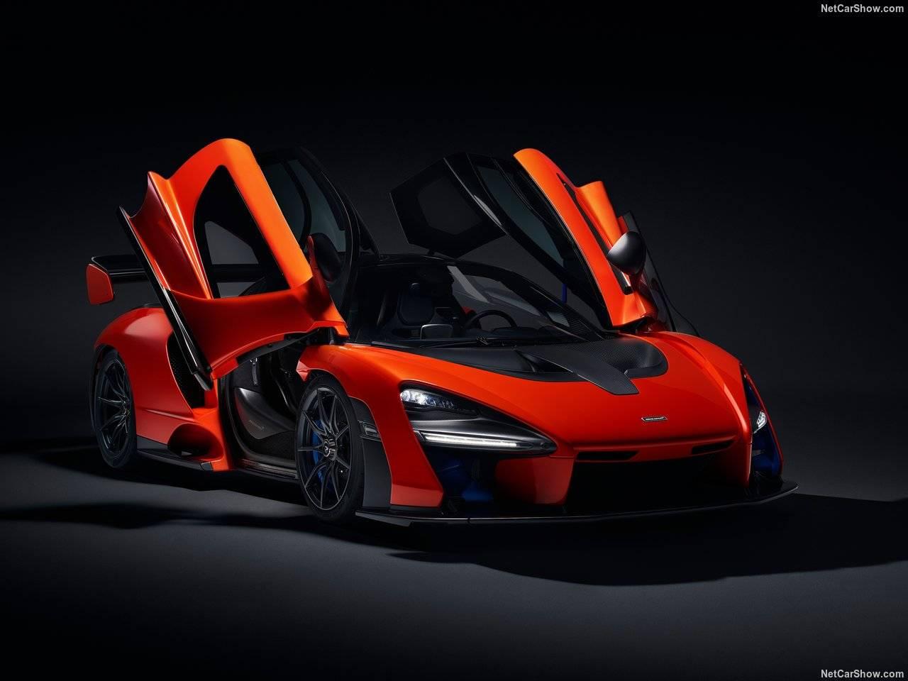 McLaren Senna(マクラーレン・セナ) が発売!あのアイルトン・セナの名前が授けられたサーキット譲りのモデル!