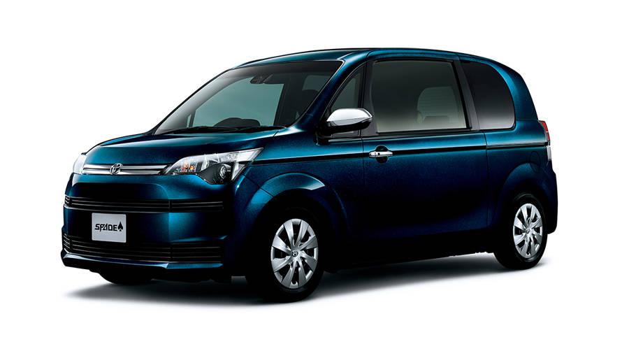 トヨタが「ポルテ」、「スペード」のマイナーチェンジと特別仕様車を発表!
