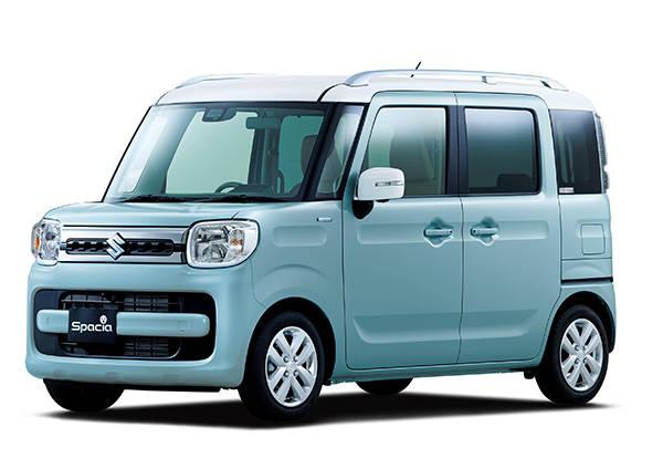 新型スペーシアはN-BOXを超えたか?燃費や安全性能を比較!