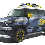 スズキが東京オートサロン2018の出展予定車両を公開!話題のクロスビーなども!