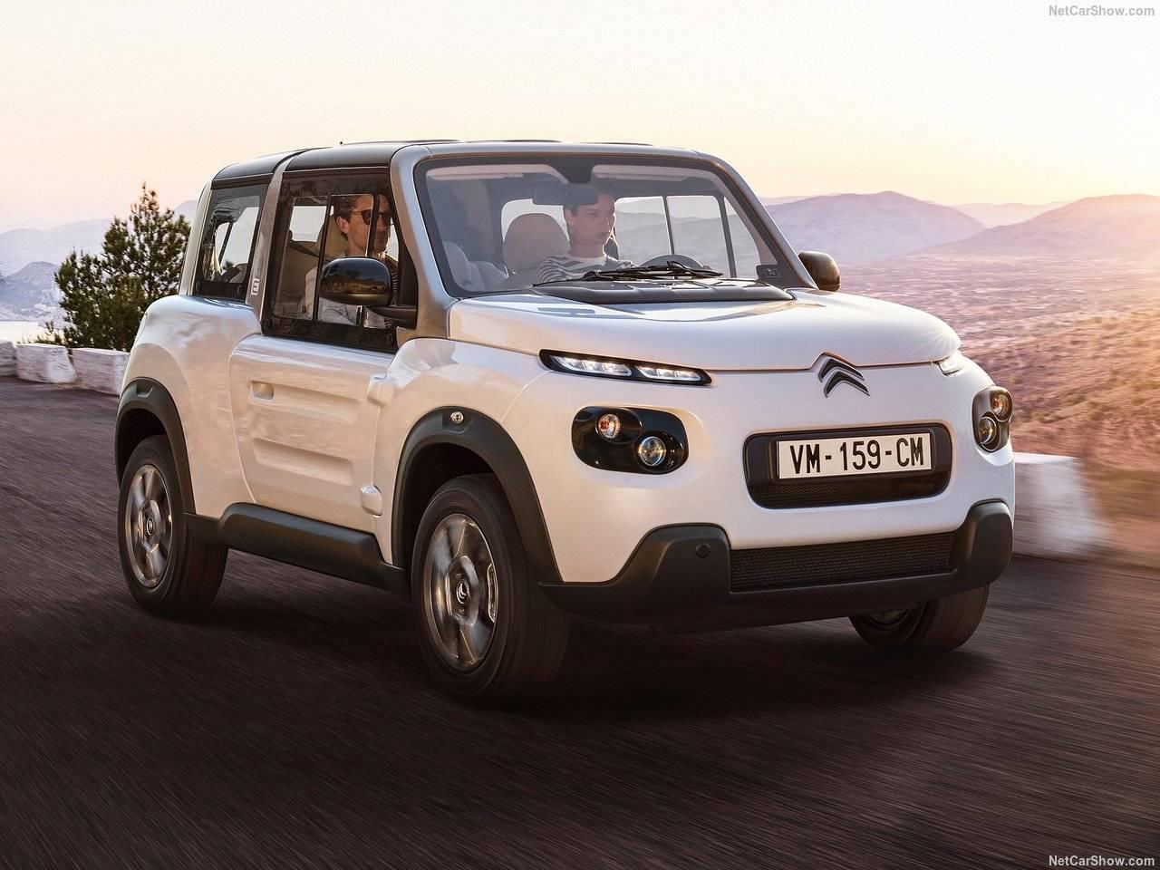 シトロエン e-Mehariが遂にモデルチェンジ!本拠地フランスでは販売開始、100%電気自動車(EV)のスペックは?