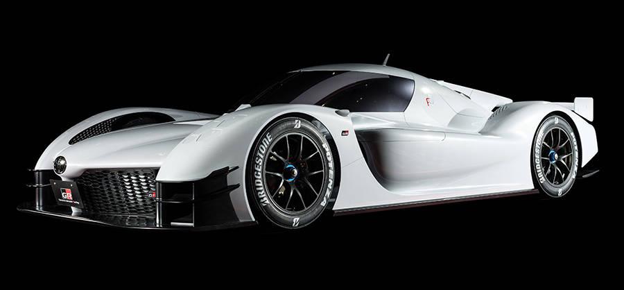 トヨタが東京オートサロンで GAZOO Racing GRスーパースポーツコンセプトを発表!次世代スーパーカーの概要とは!?