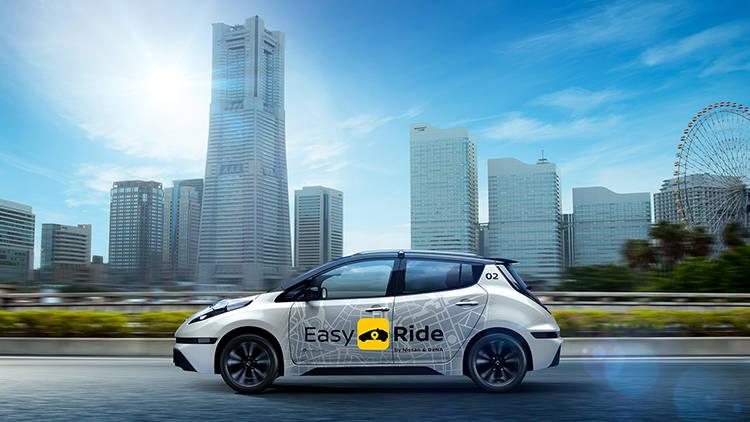 日産が新たなモビリティ サービスを発表!注目の自動運転技術を活用したサービスも!