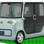 働く車の新提案!ダイハツDN PROCARGO。ミゼットのコンセプトを現代未来に!!!
