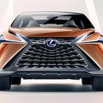 レクサス「Lexus LF-1 Limitless」が遂に世界初公開!次期世代デザインや先進技術に注目!