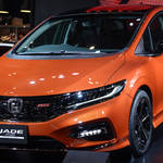 ホンダが「第22回 大阪オートメッセ2018」の出展車両を発表!注目は新型CR-Vカスタム!