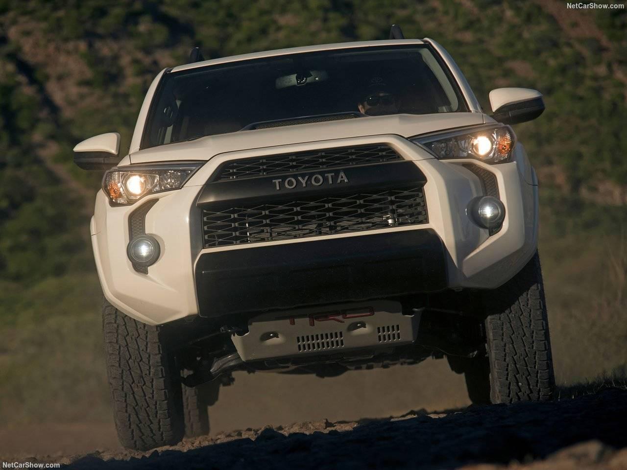 Toyota 4Runner TRD Pro (2019)が、アップデート!TRD Proシリーズは、サスペンション周りを専用チューンアップ!