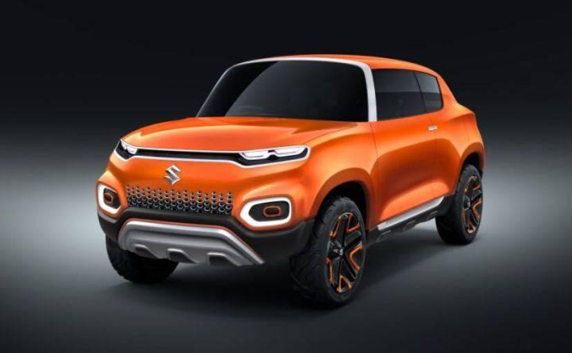 Suzuki Maruti Future-S conceptが、発表されました!インド開催のオートエキスポ2018でお披露目!
