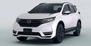 ホンダ新型CR-Vフルモデルチェンジして日本で復活!欧州ではSUV初ハイブリッドとなりジュネーブモーターショーでもお披露目