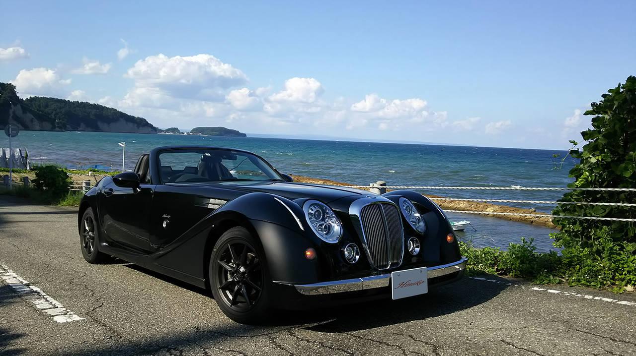 光岡自動車でHimiko(ヒミコ)を発表!価格・スペックは?他メーカーでは味わえないクルマ作りに魅了されてみては!
