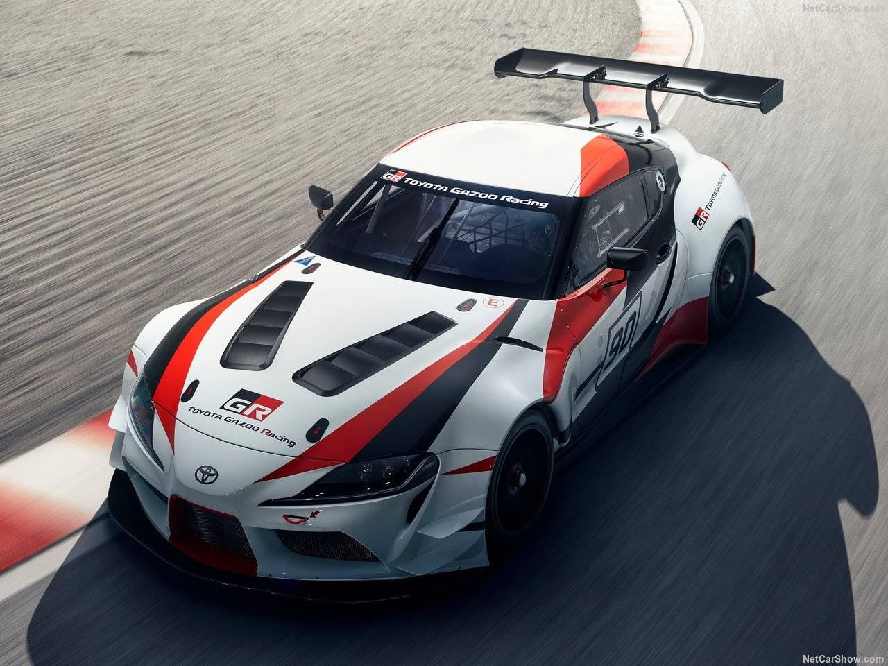 ついにデビュー!トヨタGRスープラRacing Concept。かなり格好よい仕上がりに。デザイン・スペック等を調査