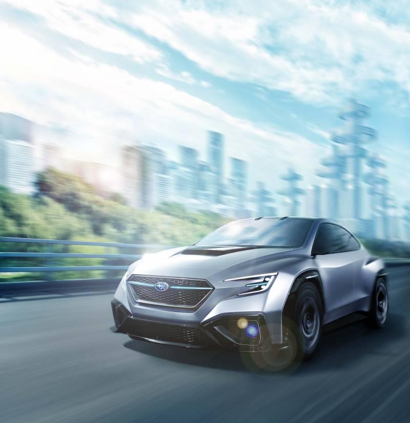 新型WRX STIは2019年にフルモデルチェンジ!? プラットフォームやエンジンは?エクステリアはどうなる?