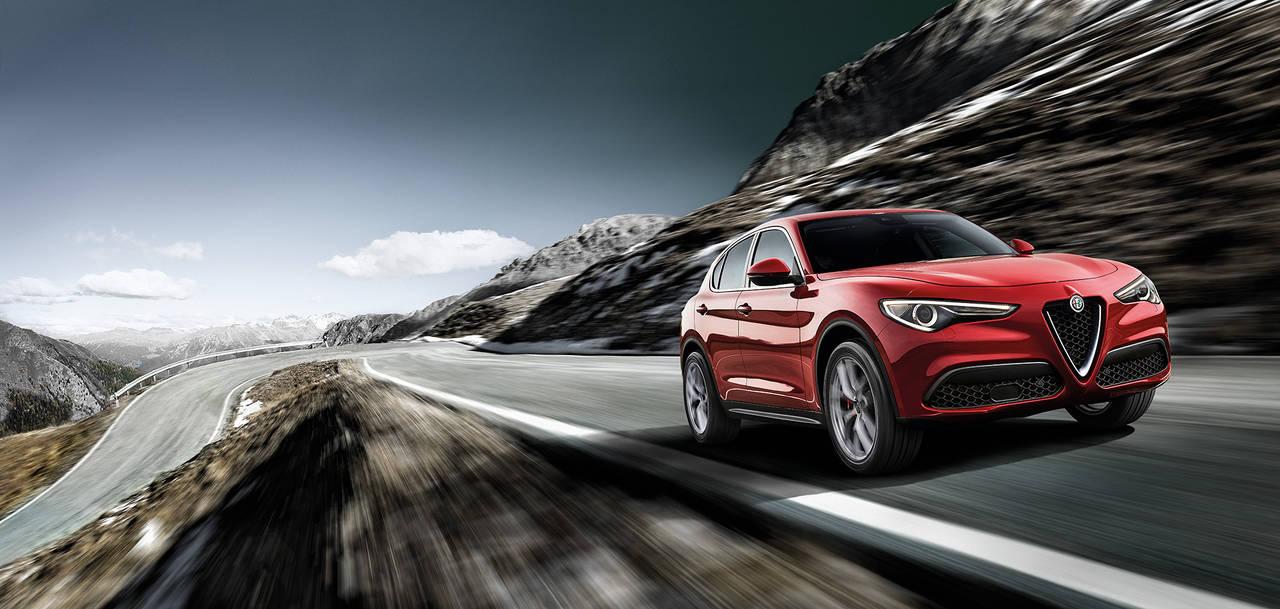 アルファロメオ、新型SUV「ステルヴィオ」に限定車「ファースト・エディション」を設定