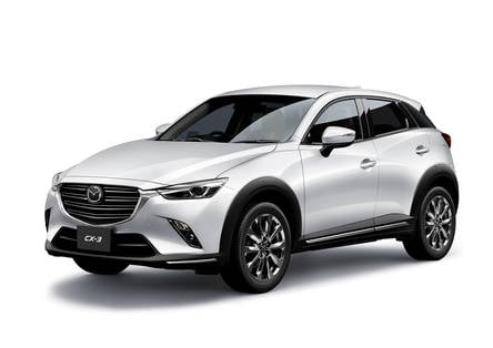 マツダが、CX-3を大幅に改良して5/31から発売開始!新開発エンジンに安全性能向上へ、さらに特別仕様車も