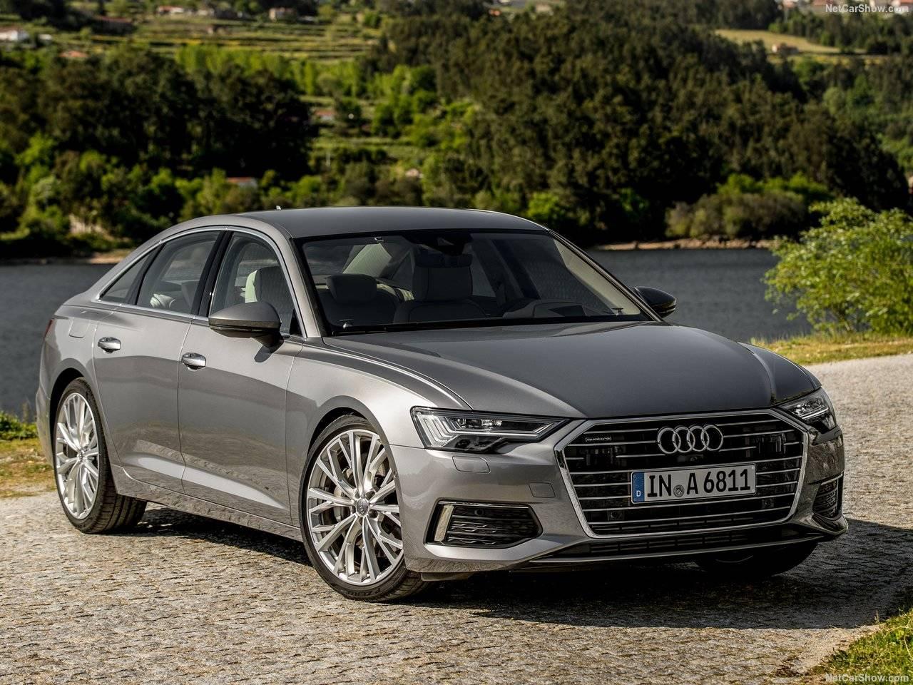 Audi A6が2019年バージョンを発表か?!アウディの先進技術と灯火類のデザインが、特にポイント。