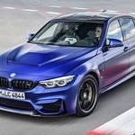 新型BMW M3 CSスペシャルエディションパックが登場。軽量化とMパワーによる特別なモデルへ!