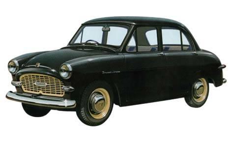 かつてのファミリーカー「トヨタ・コロナ」の変遷