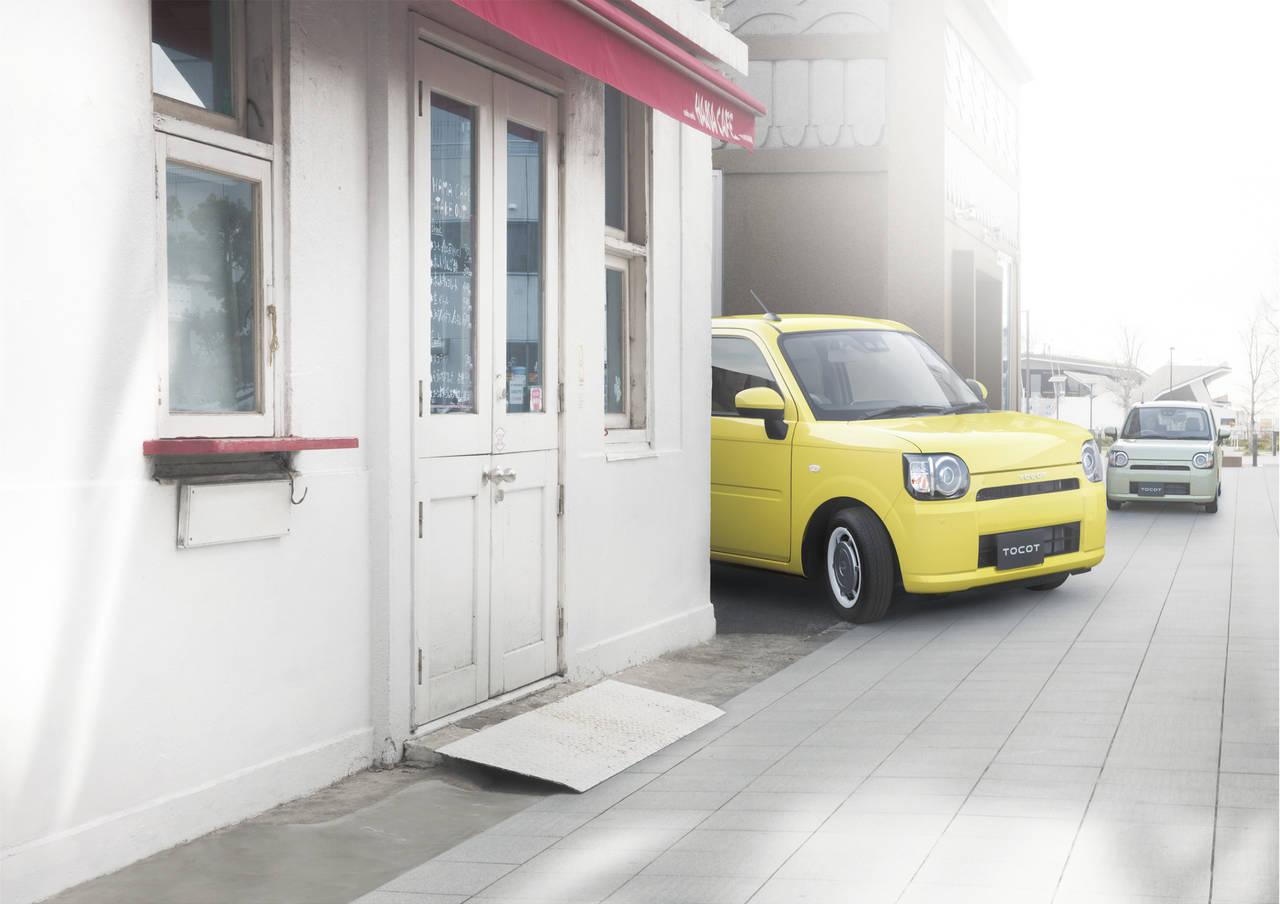 ダイハツから新型軽自動車、ミラトコットが発売開始!デザイン、内装等を検証!