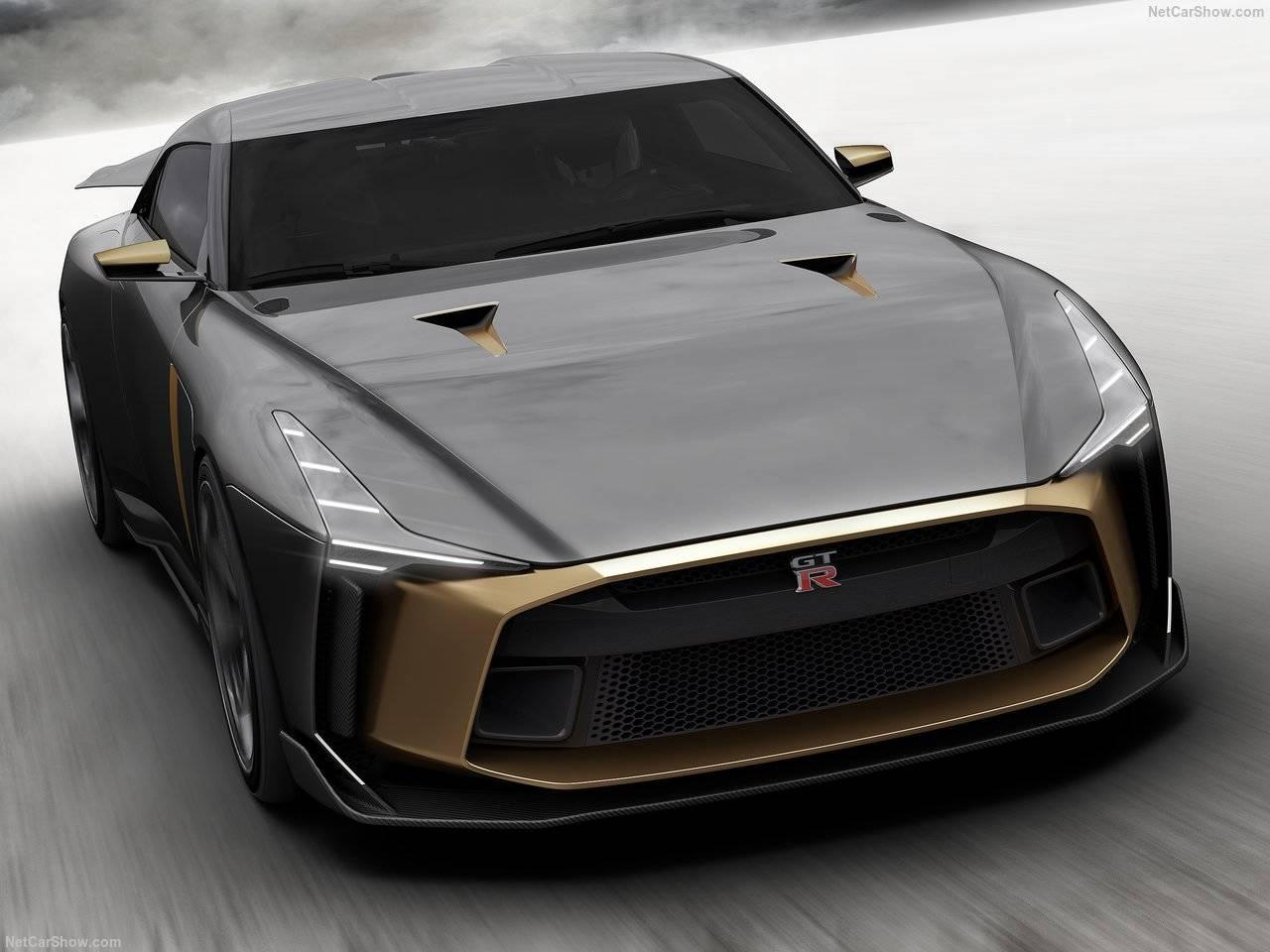日産GT-R50 by Italdesign Conceptが今年登場!コラボデザイン・スペック等を検証