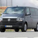 VW次世代トランスポーター「T7」始動!ついに完全電動化か?!