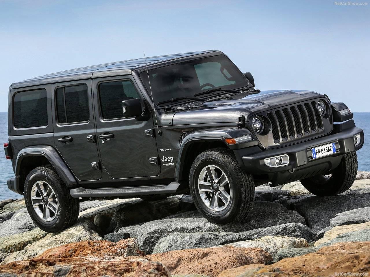 Jeep Wrangler (Unlimited)の2019バージョンが、発表されました!EUからの発進になりそうです。