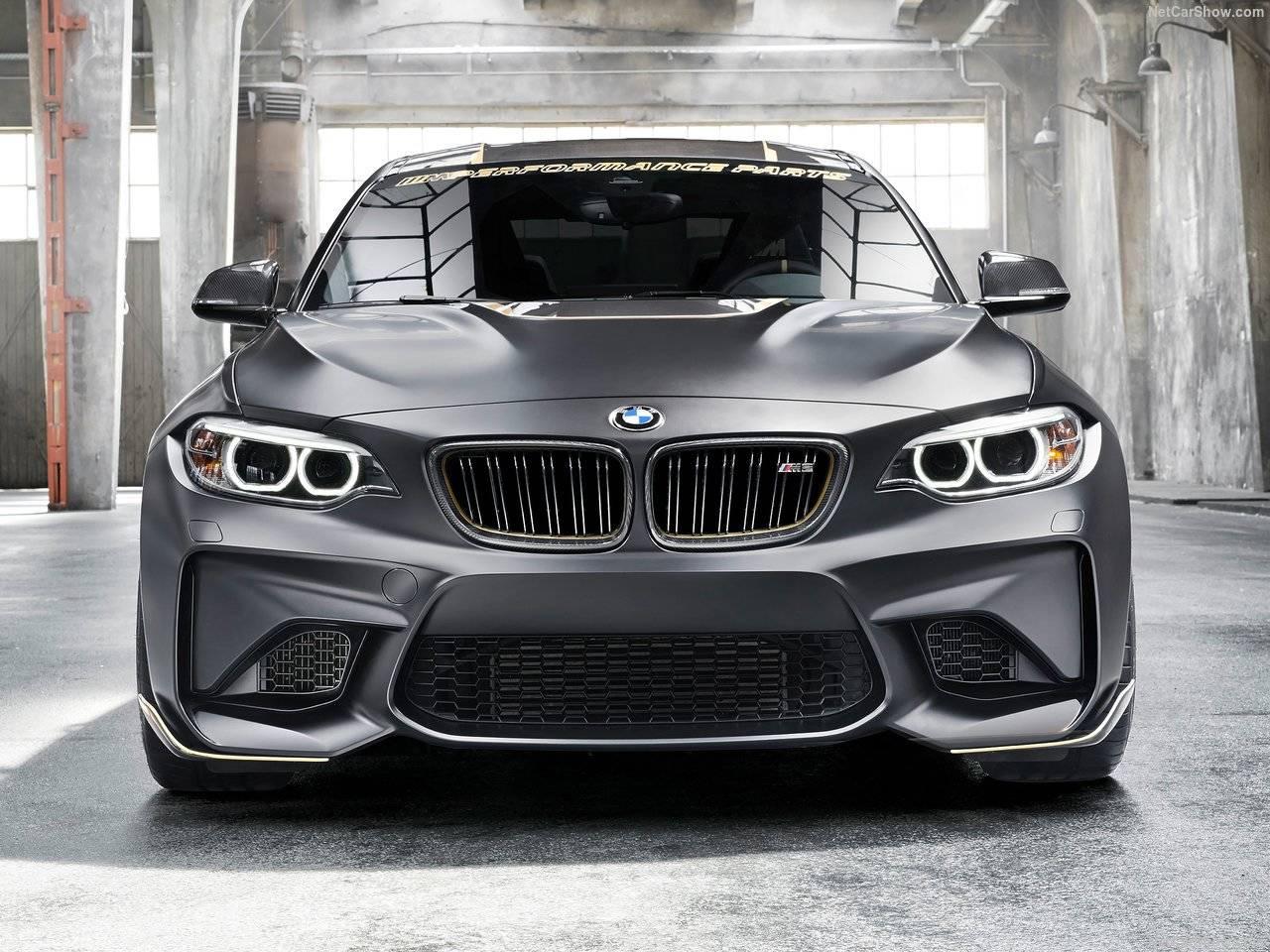 BMW M2 M-Performance-Parts Conceptが公開されました。 カーボン仕様で軽量化されパフォーマンスアップ!