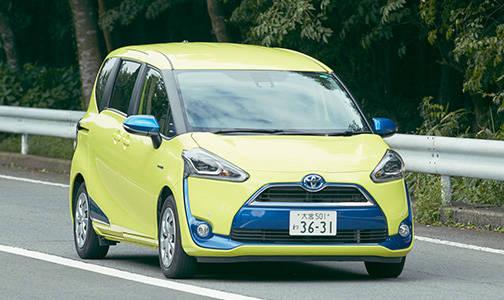 トヨタ 新型シエンタのマイナーチェンジモデルを2018年9月11日に発売予定!?