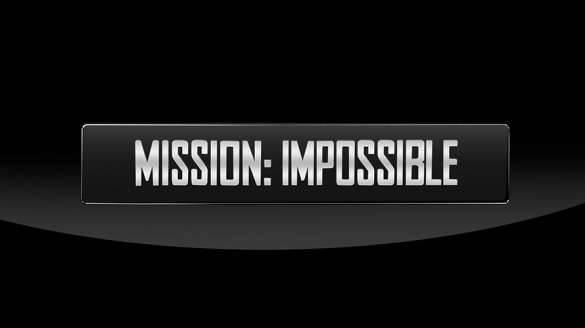 動画あり!BMWが、5シリーズの特別仕様車EDITION MISSION: IMPOSSIBLEを発売開始。映画に併せての登場!!!