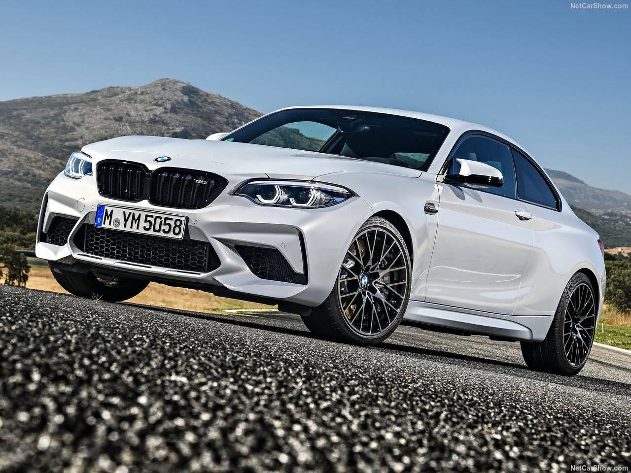 BMW M2 Competitionが発表されました!新しい高性能クーペとなっている模様!!!