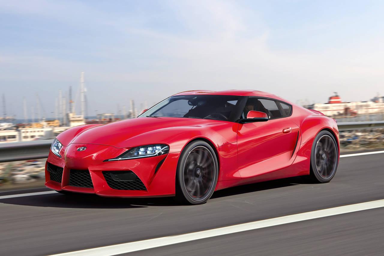 トヨタ「スープラ」プロトタイプが公開直前!これが市販型の最終デザイン!