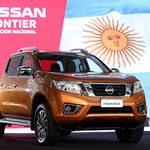 日産が、NP300フロンティアをアルゼンチンで生産開始。商用小型部門での日産グローバル戦略?!