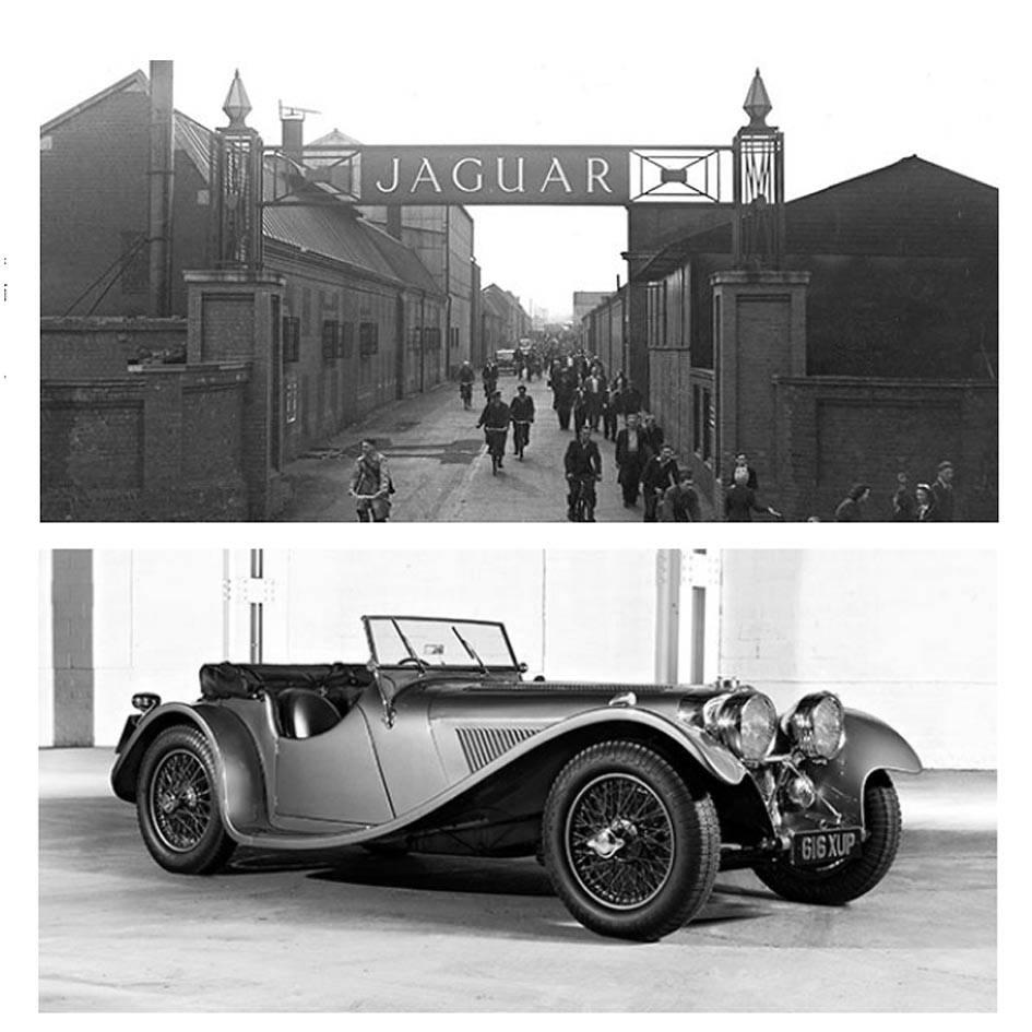 栄光の英国車、ジャガーの素晴らしさ!