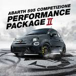ABARTH 595 COMPETIZIONE PERFORMANCE PACKAGEⅡが限定発売開始!8/25・26ではフェアも開催。