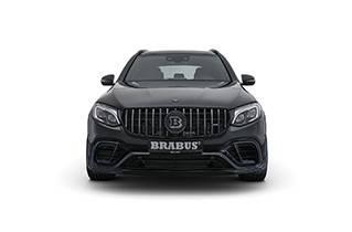 Mercedes GLC63SベースのBRABUS 600が公開されました。ブラバスの本気を検証!!!