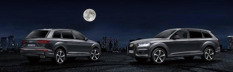 第一弾!!!Audi Q7 samurai editionを限定70台で8/20から発売開始!デザイン・仕様等をご紹介。