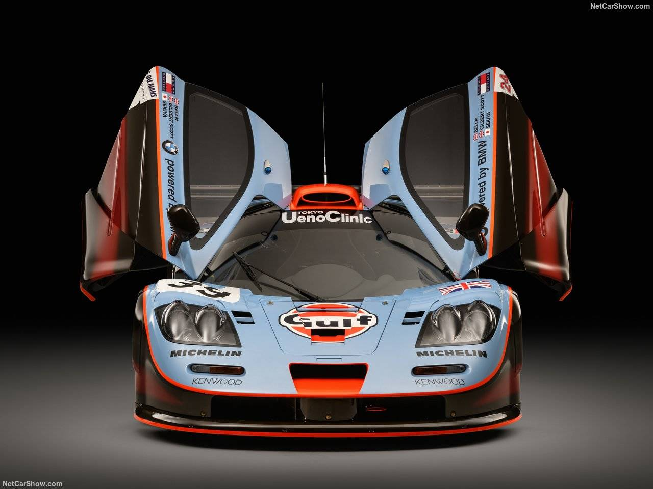 McLaren F1 GTR Longtail 25Rが、マクラーレン監修の元、復活された模様‼️