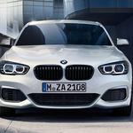 BMW「1シリーズ」次期型、最新プロトタイプを捉えた!「M」には340馬力の直4ターボ搭載!