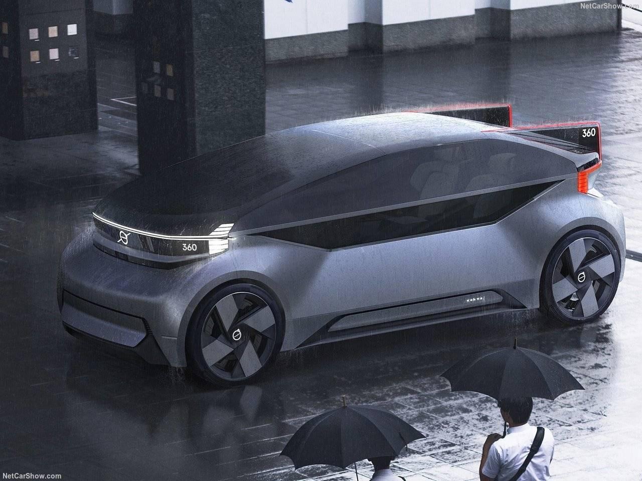 Volvo 360c Conceptを発表!自律(完全自動)を新しいグローバルスタンダードにするために!!!