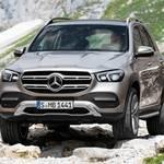 Mercedes-Benz GLEが、2020年バージョンを発表!世界発売開始から7年ぶりにパワートレインも新規採用との事。