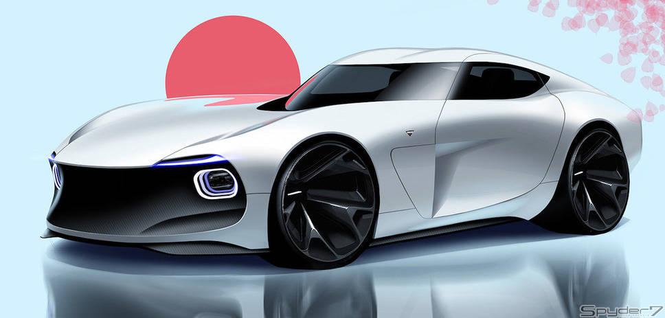 トヨタ2000GTが蘇るのか???大人気となっている旧車2000GTをモディファイして開発???