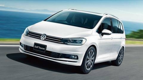 VW ゴルフトゥーランから、ディーゼル「TDI」モデルを10月1日より発売開始!3列シートも使いやすく!