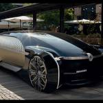 ルノーEZ-Ultimo Conceptが公開!ルノー技術の搭載でレベル4の安全技術になっているとの事!!!