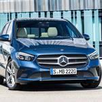 新型Mercedes-Benz B-Classが遂にモデルチェンジして登場しそうです。新型のエクステリアやパワートレイン等を考察。