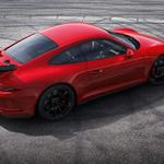 ポルシェ「911GT3」新型、ターボではなく自然吸気?ニュルブルクリンクで全開走行をキャッチ!