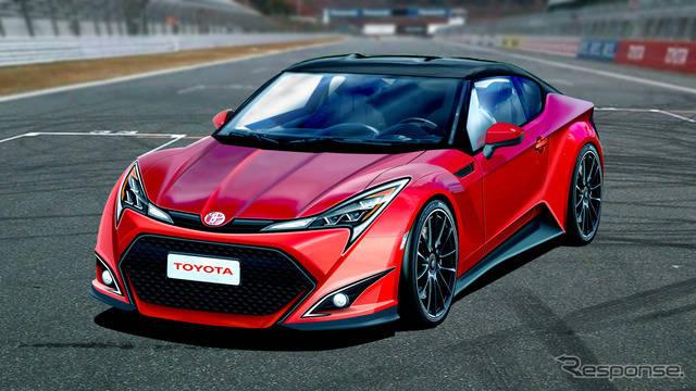 トヨタ「セリカ」・「MR-2」が復活するかも?!スープラ復活に続いてトヨタ・スポーツカー部門が熱くなるかも!!!